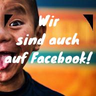 Wie sind auch auf Facebook!